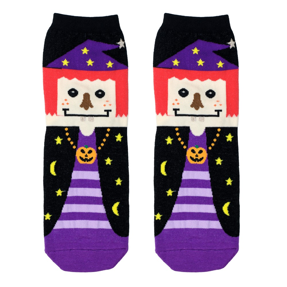 Socks Witch Made With Cotton & Spandex by JOE COOL