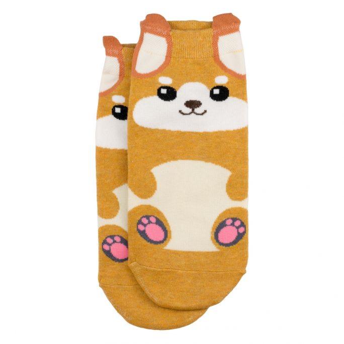 Socks Bear Made With Cotton & Spandex by JOE COOL