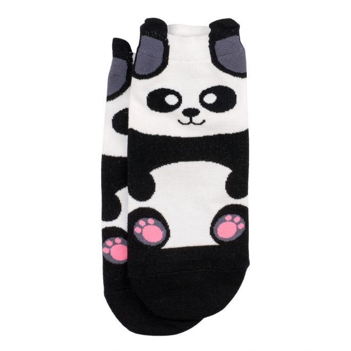 Socks Panda Made With Cotton & Spandex by JOE COOL