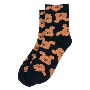 Socks Cloud Dog Made With Cotton & Spandex by JOE COOL