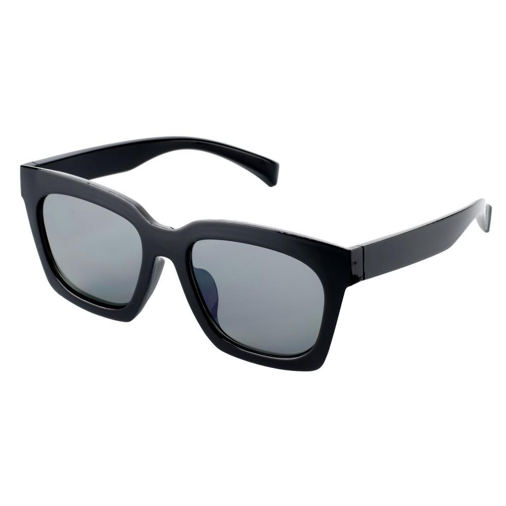 Sunglasses Retro Wayfarer Styleblack Frame Made With Acrylic & Glass by JOE COOL
