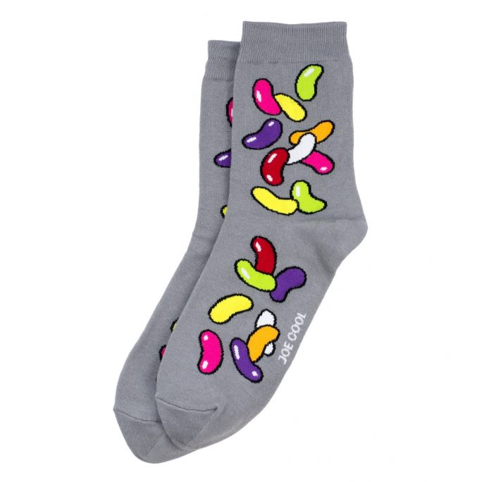 Socks Jellybean Made With Cotton & Spandex by JOE COOL