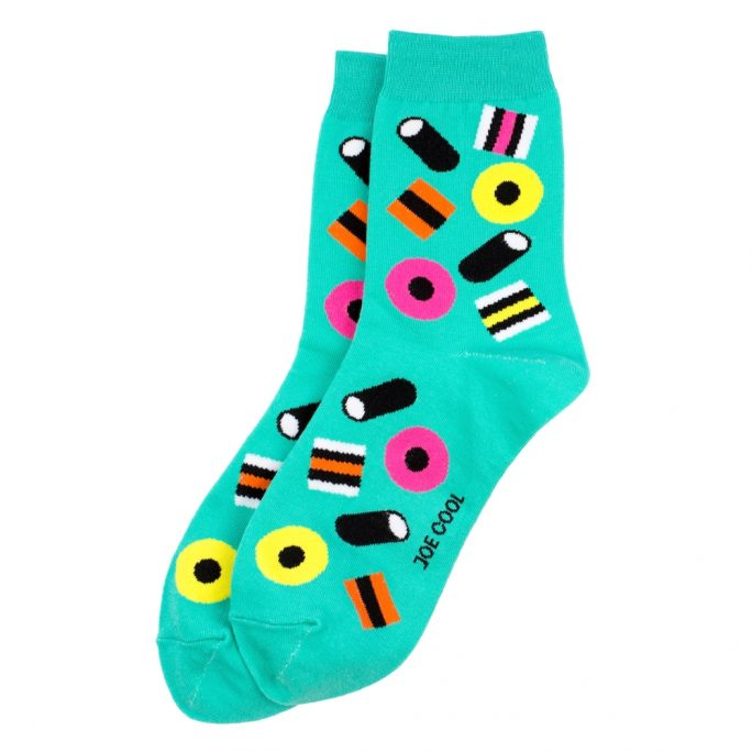 Socks Allsorts Made With Cotton & Spandex by JOE COOL