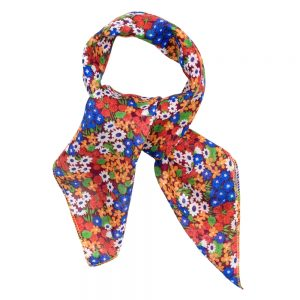 Scarf Liberty Meadow Flower Made With Cotton by JOE COOL