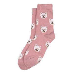 Socks Mini Dog Husky Made With Cotton & Spandex by JOE COOL