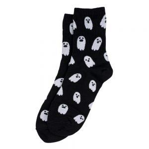 Socks Emoji Ghost Made With Cotton & Spandex by JOE COOL
