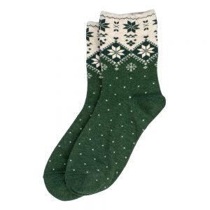 Socks Nordic Made With Cotton & Spandex by JOE COOL