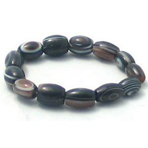 Bracelet Agate Made With Gem Stone by JOE COOL
