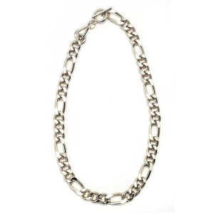 Necklace Mixed Link Made With Zinc Alloy by JOE COOL
