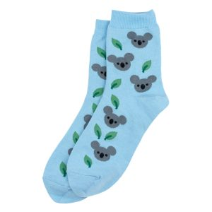 Socks Koala Made With Cotton & Spandex by JOE COOL